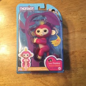 Fingerlings: Baby Monkey